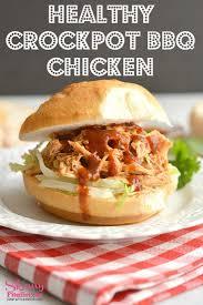 Bbq Chicken Crockpot Recipes Healthy