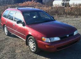 1995 toyota corolla station wagon used 1993 toyota corolla dx station wagon for sale in ct