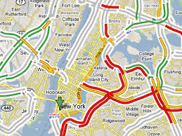 traffic map visualcomplexity com traffic conditions on maps