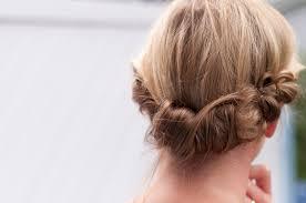 Hochsteckfrisurenen Ohne Haargummi by Kreativ Auf Dem Kopf Lässige Diy Hair Tutorials Und