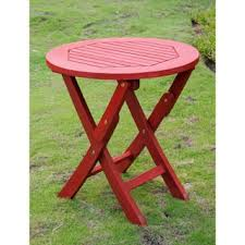 Wood Patio Side Table Outdoor Coffee U0026 Side Tables Shop The Best Deals For Nov 2017