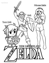 zelda coloring pages itgod me