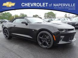 new 2017 chevrolet camaro ss convertible in naperville c5724
