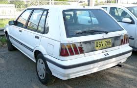 1989 nissan pulsar information and photos momentcar