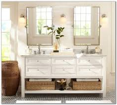 pottery barn bathroom vanity look alikes cabinet home