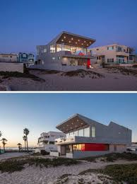 Colorful Beach Houses by 14 Examples Of Modern Beach Houses From Around The World