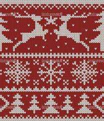 knit christmas christmas knitted pattern royalty free texture stock photo