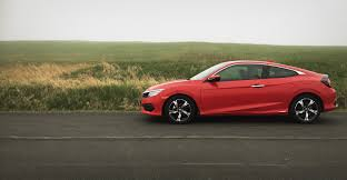 honda civic 2017 coupe 2016 honda civic coupe touring turbo review this could get