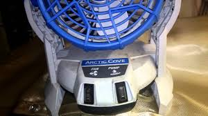 battery operated misting fan arctic cove battery powered fan mister battery cover free easy fix