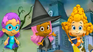 baby molly games for child halloween videos for kids bubble