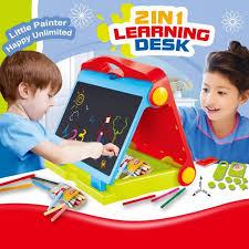 bureau tableau 2 en 1 bureau tableau enfant 2 en 1 achat vente pas cher