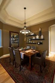 beautiful brown dining room decorating ideas with brown dining room