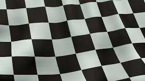 White Flag Gif Seamlessly Loopable Waving Checkered Flag Animation 4k Ultra High
