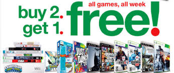 target sales on black friday target black friday video game deal buy 2 get 1 free