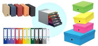 boite de classement bureau boite rangement bureau boite de rangement document hipsteen papier