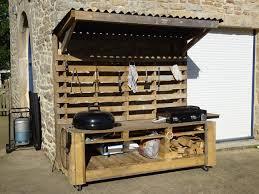 barbecue cuisine d cuisine d extérieur mobile avec plancha et barbecue intégré