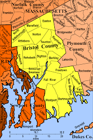 Massachusetts Counties Map by Bristol County Massachusetts Genealogy Learn Familysearch Org
