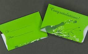 gift card sleeve gift card sleeve congratulations green archives bank cards