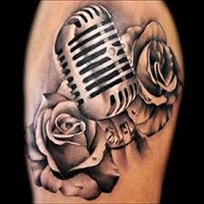 musical tattoo meanings custom tattoo design