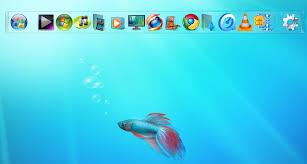 application bureau windows 7 windows 7 taskbar rocketdock by salasrcp90 on deviantart