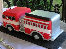 firetruck cakes truck cake 2 the base is made of wood with a texture flickr