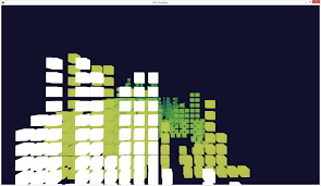 github justjake music visualizer processing osc based music