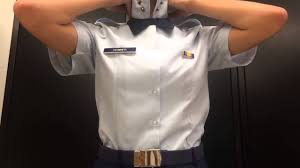 jrotc army uniform guide female uniform youtube