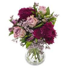 vintage bouquet burgundy vintage bouquet in burgundy purple colours