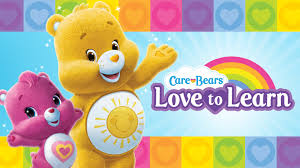 care bears love learn app ipad