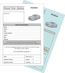used car agreement of sale template best resumes curiculum vitae