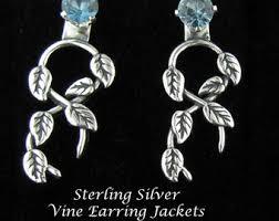 earring dangles earring jacket etsy
