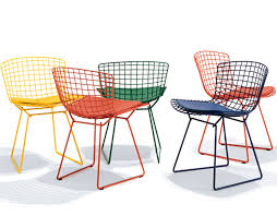chaise bertoia knoll bertoia outdoor side chair knoll studio dedece