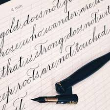 a must for studying spencerian script spencerian script and