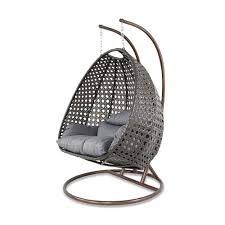 outdoor furniture egg shaped hanging chairs loveseat hammock