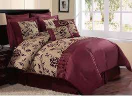 Queen Bedroom Comforter Sets Bedroom Good Looking Burgundy Queen Comforter Sets Beautiful