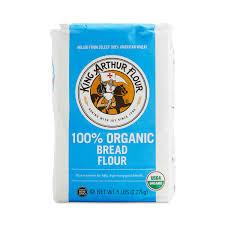 organic bread flour by king arthur flour thrive market