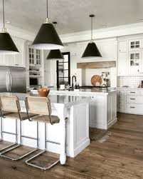 Cottage Kitchen Lighting by Butte 24