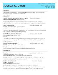 marketing resumes sample cover letter cna resume examples cna objective resume examples cover letter entry level marketing resume sample photos examples cna templates tutorials and examplescna resume examples
