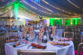 themed christmas party nights hotels in hampshire oakley hall