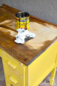 Desk Refinishing Ideas How To Strip And Refinish Wood The 36th Avenue