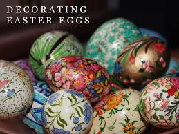 decorative eggs decorating easter eggs inspiration
