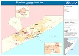 scc map somalia mogadishu emergency schools scc march 2012 updated