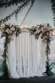 wedding arches to build jacqueline ivan green building wedding wedding ceremony arch