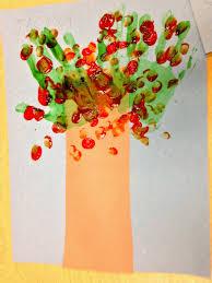 the kindergarten teacher apples in kindergarten