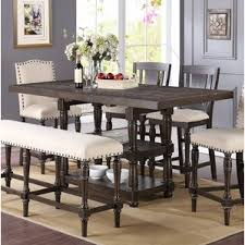 How Tall Are Kitchen Tables by Butterfly Leaf Kitchen U0026 Dining Tables You U0027ll Love Wayfair