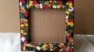 cornici fatte a mano decora una cornice con un mosaico di uova fai da te casa