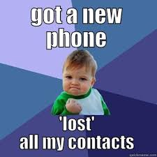 Lost Phone Meme - lost my contacts meme my best of the funny meme