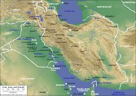 map iran iraq middle east reality stratfor on iran and iraq misses important