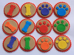121 best puppy party images on pinterest puppy party birthday