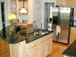 long kitchen design ideas image gallery of long narrow kitchen designs ideas with island in